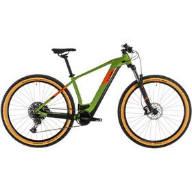 Cube Reaction Hybrid EX 625, green/orange